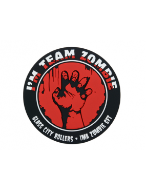 PATCH TEAM ZOMBIE ROUGE