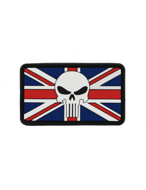 PATCH SKULL ANGLAIS