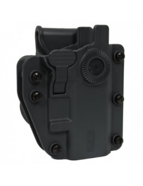 HOLSTER ADAPT-X NOIR SWISS...