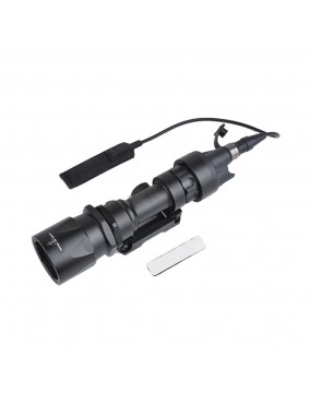 LAMPE LED TACTICAL R.I.S NOIR