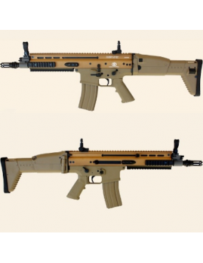 REPLIQUE SCAR L DARK EARTH