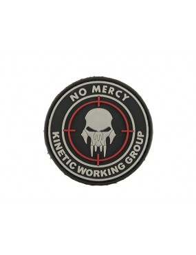 PATCH NO MERCY 3D