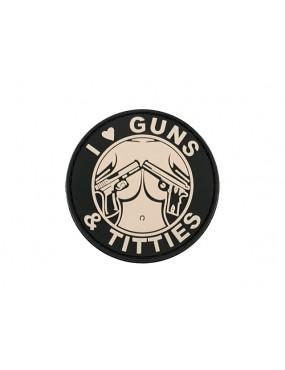 PATCH GUNS & TITIES