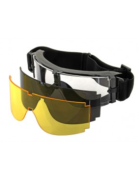 LUNETTE AIRSOFT TYPE X 1000...